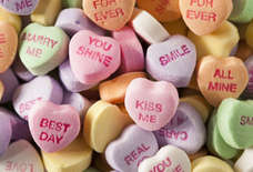 How Sweethearts Became a Valentine's Day Staple