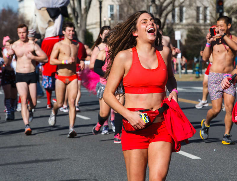 Cupid's Undie Run DC