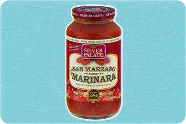 Silver Palate marinara sauce san marzano tomato sauce jarred easy