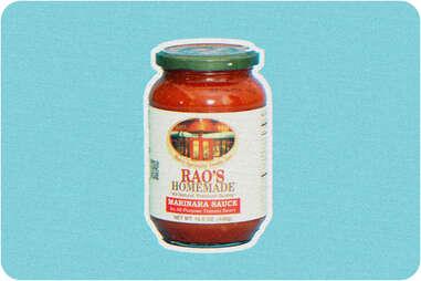 Rao's Pasta Sauce homemade marinara jarred tomato spaghetti