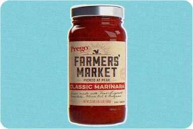 Prego Farmers' Market Classic Marinara tomato sauce sauces pasta