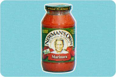 Newman's Own Pasta Sauce sauces marinara tomato tomatoes jarred