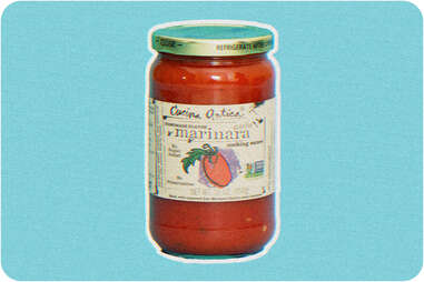Cucina Antiqua pasta sauce marinara garlic tomato sauces tomatoes jarred