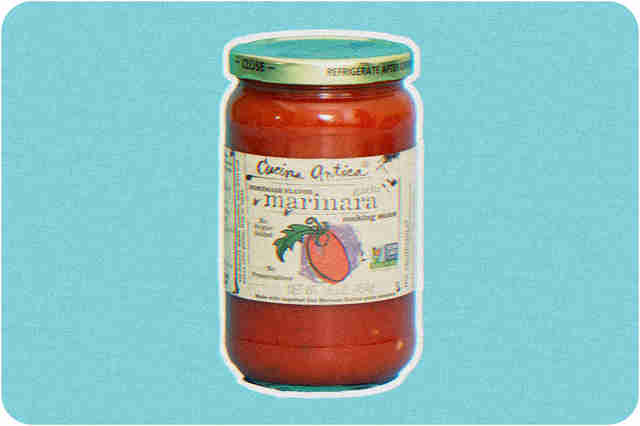 How to make spaghetti sauce from jar better