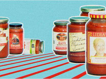 Pasta Sauces pastas tomato based rao's sauce jarred easy guide thrillist marinara tomatos tomatoes fresh jar buying tips