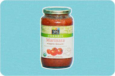 Whole Foods 365 Pasta Sauce organic marinara tomato sauces jarred pastas