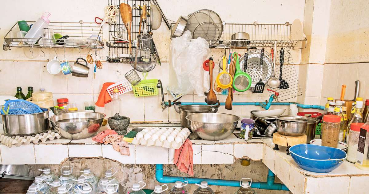 Stupid-Simple Ways to Declutter Your Kitchen