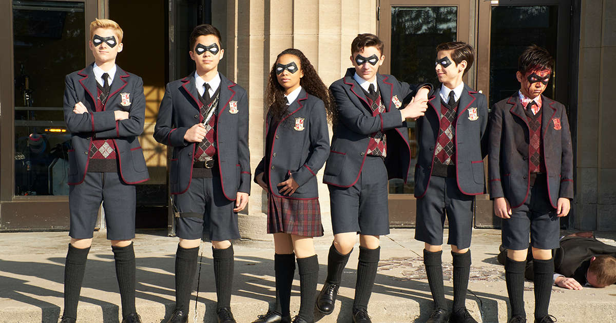 Netflix's 'The Umbrella Academy' Is a Great Superhero Show When It Finally Hits Its Stride