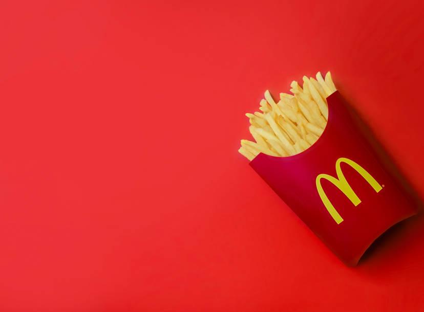 de desenterrar Sí misma  McDonald's Is Roasting Balenciaga for Its French Fry Carton Shoes -  Thrillist