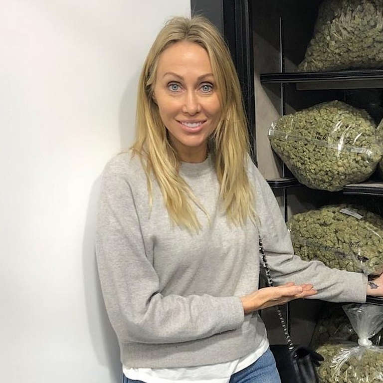 Billy Ray Cyrus & Tish Cyrus' Weed Picture Causes