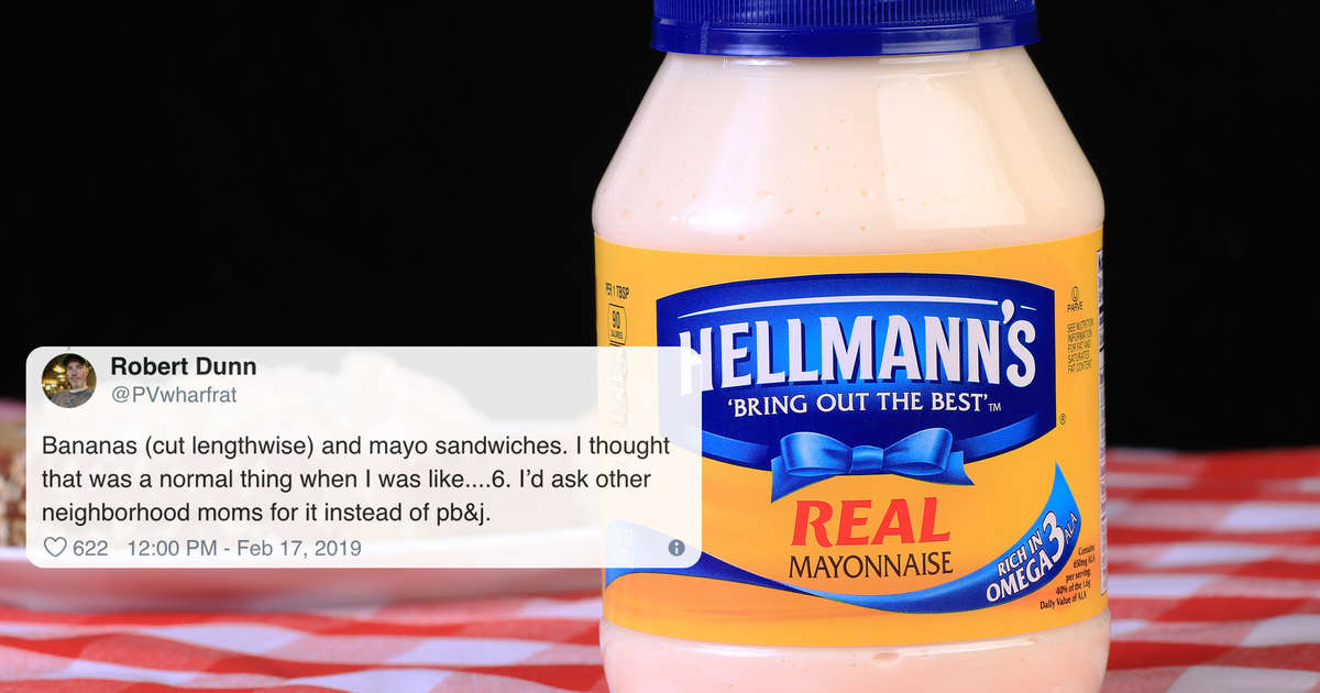 People Are Revealing Their Weirdest Childhood Food Habits on Twitter, and Wow They're Gross