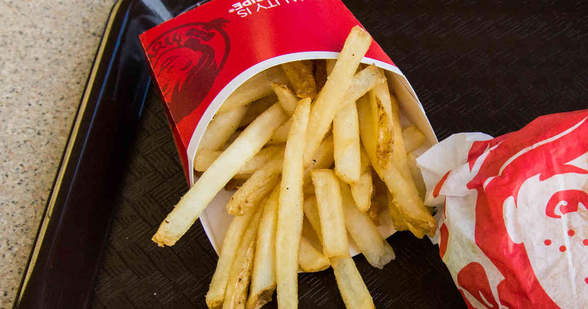 This New Wendy's Deal Gets You Free Fries and a Drink