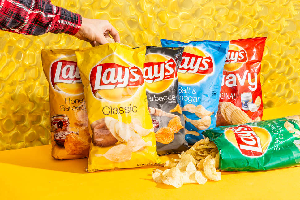 Best Lay's Potato Chip Flavors, Ranked: Every Chip Flavor