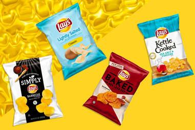 lay's chips potato