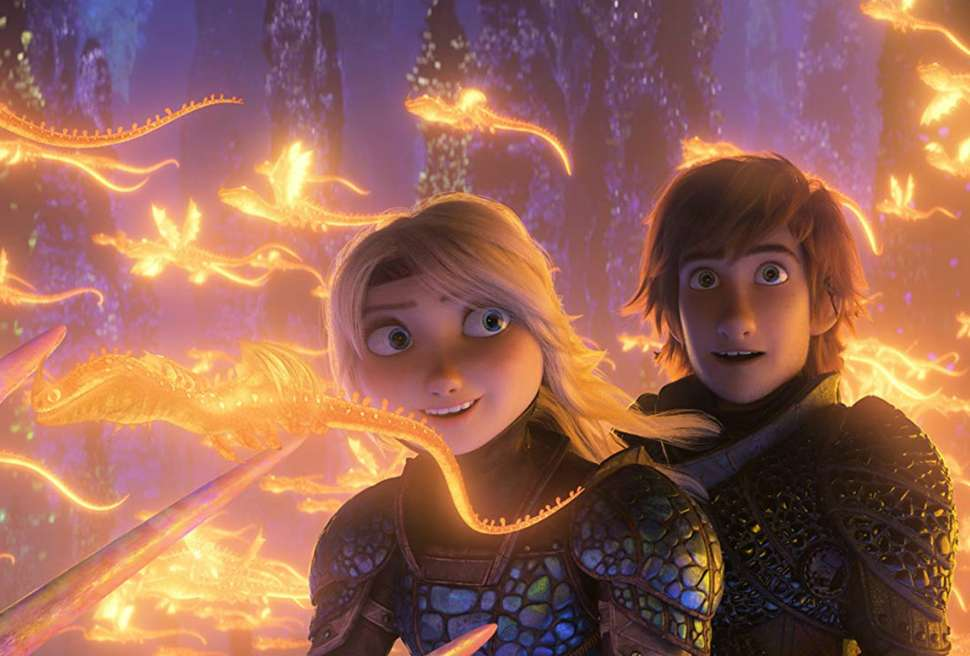 How To Train Your Dragon 3 Review The Best Dreamworks Movie Yet