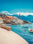 Boka Kotor bay (Boka Kotorska), Montenegro