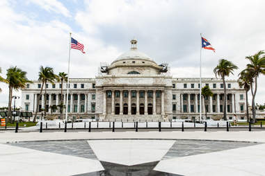 El Capitolio san juan