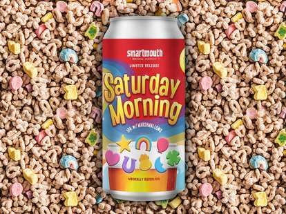 Lucky Charms Beer