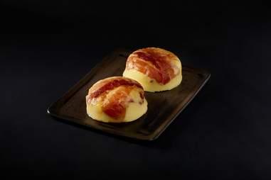 Sous Vide Egg Bites: Bacon & Gruyere