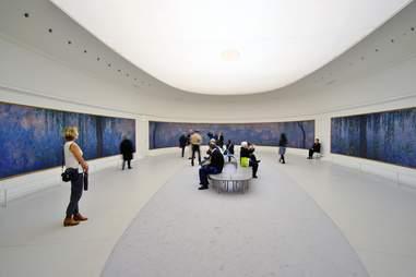 Musee de l Orangerie paris