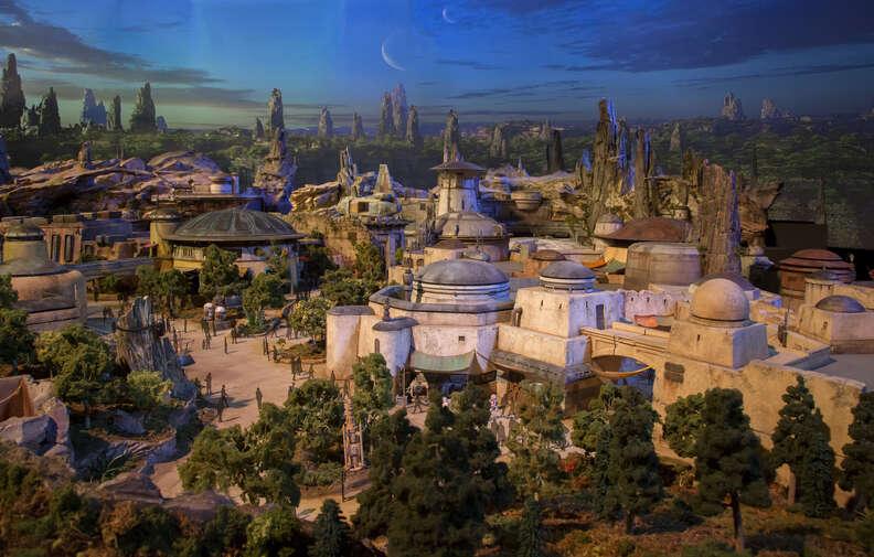 Disney's New Star Wars Parks