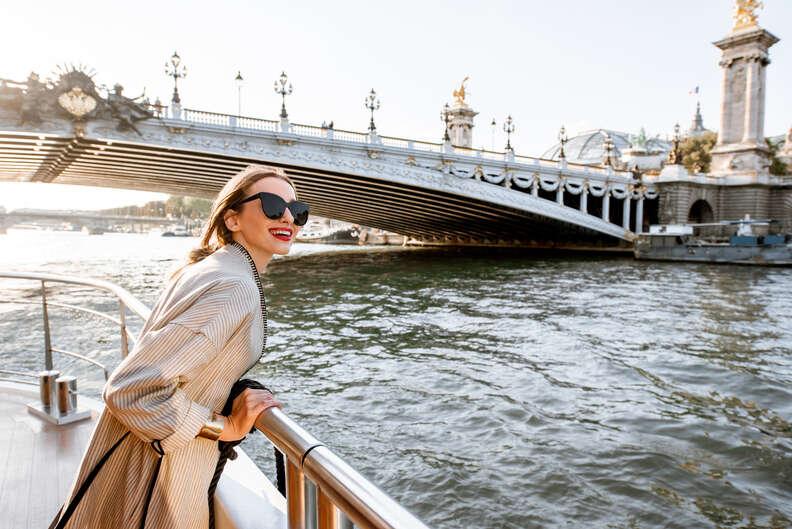 paris woman