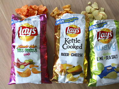 Lay's new flavors