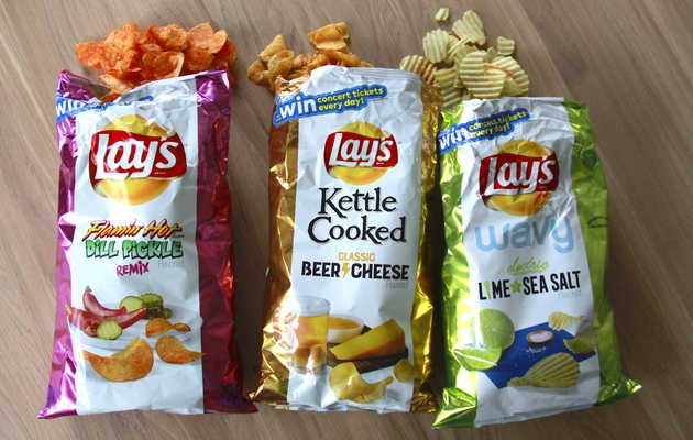We Tried 3 New Lay's Flavors. One of Them Is Beer Cheese.