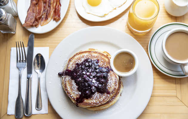 The 5 Best Pancakes in NYC