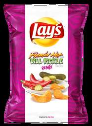 Lay's Flamin' Hot Dill Pickle
