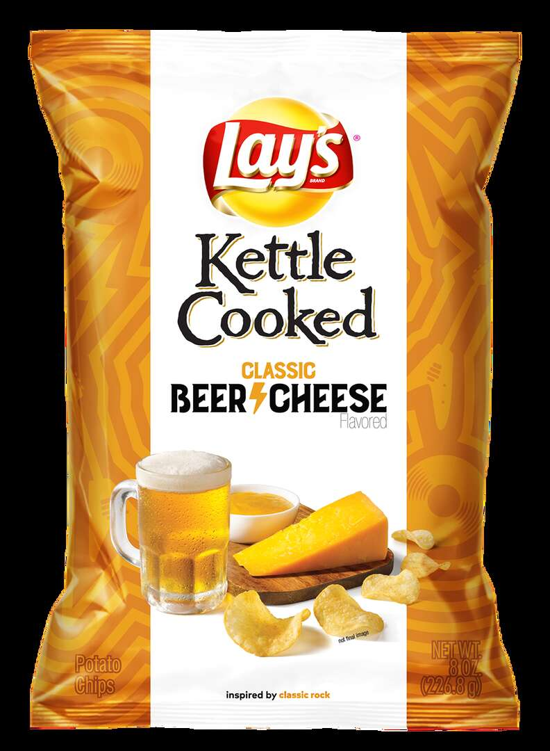 Lay's Beer Cheese