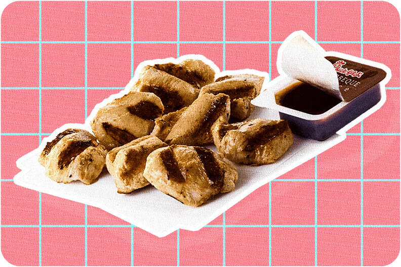 grilled chicken nuggets