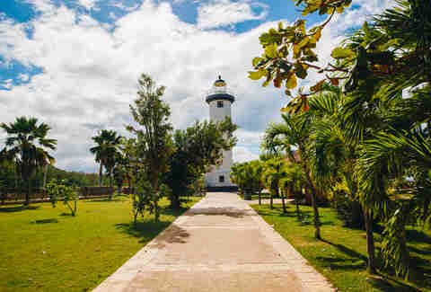 Punta Higuero Lighthouse