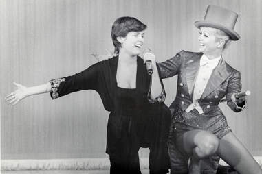 bright lights starring carrie fisher and debbie reynolds
