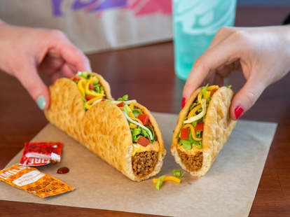 tripelupa taco bell