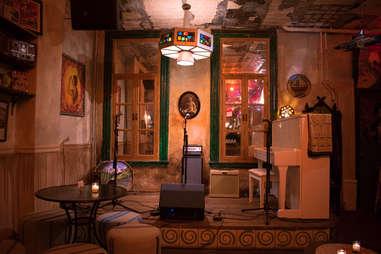 bar lunatico stage
