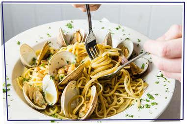 umberto's clam pasta
