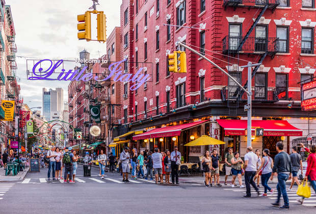 How to Find Old New York in Manhattan's Vanishing Little Italy