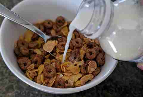Maple Bacon Donut cereal