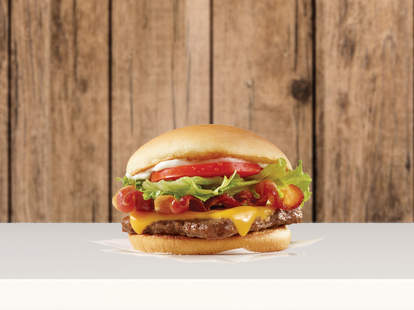 Wendy's free burger deal 2019