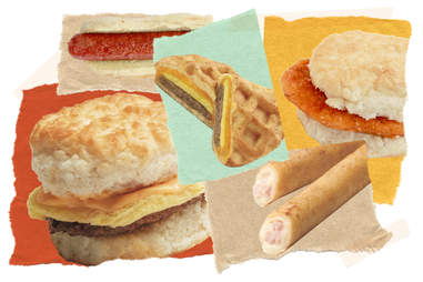 7-Eleven Hot Bar Food