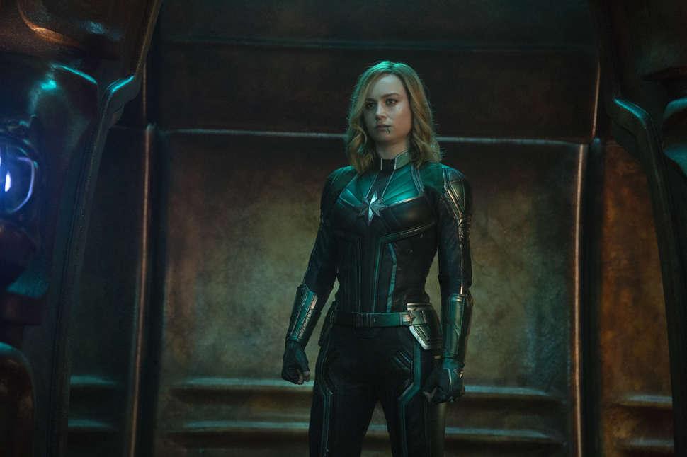 Captain Marvel Ending Explained Post Credits Scene Teases Avengers