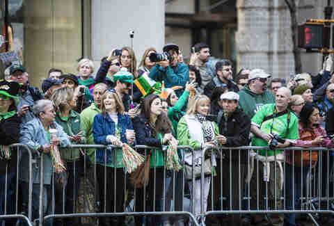st. patrick's parade nyc