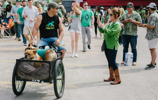 Your Complete Guide to the Dallas St. Patrick's Day Parade