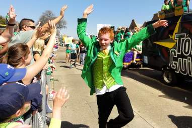 The Official: Dallas St. Patrick's Parade