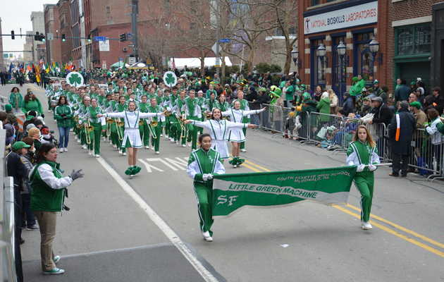Your Complete Guide to Pittsburgh's St. Patrick's Day Parade