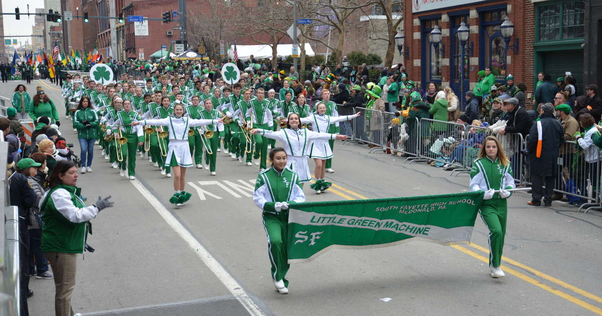 a4b58dcf46b Your Complete Guide to Pittsburgh s St. Patrick s Day Parade