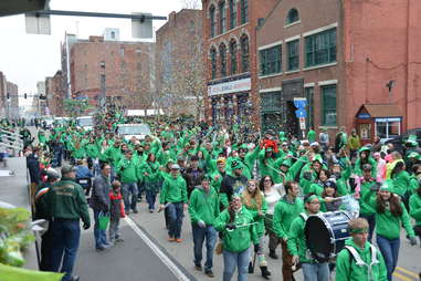 st. patrick's day parade pittsburgh