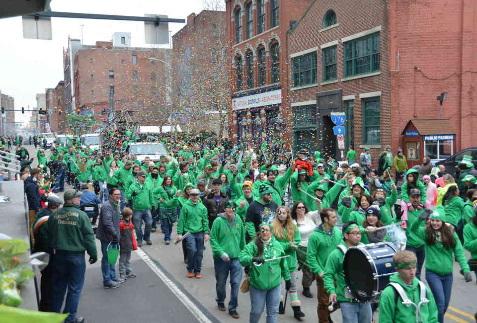 St  Patrick's Day Parade in Pittsburgh 2019: Route, Time