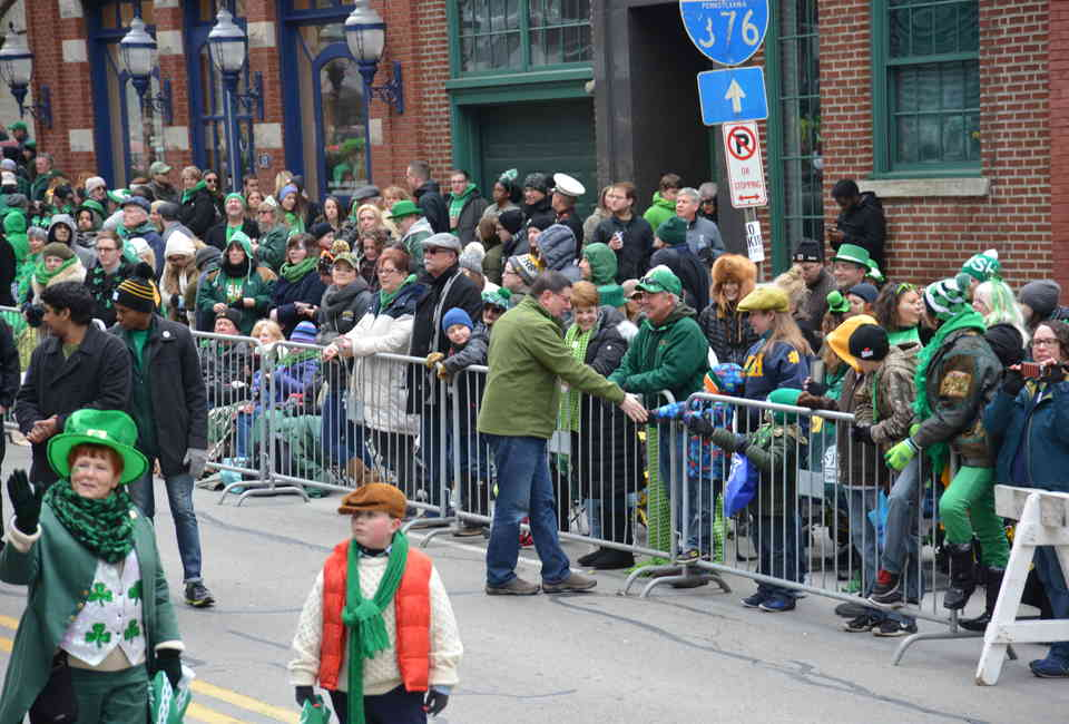 St  Patrick's Day Parade in Pittsburgh 2019: Route, Time, Weather